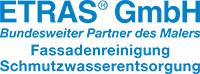 ETRAS GmbH - Bundesweiter Partner des Malers - Fassadenreinigung - Schmutzwasserentsorgung